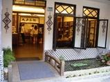 台湾旅行 九ふん(にんべんに分) 茶芸館1
