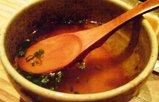 代々木 串揚げ 串亭 スープ