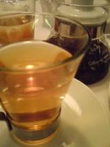 銀座 マロニエゲート チャイナホワイト お茶