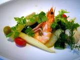 キハチ海老サラダ
