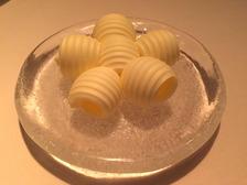 オテル・ドゥ・ミクニ バター