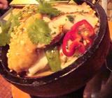 都立大学駅 コジコジ(COSICOSI)温野菜のガドガドサラダ