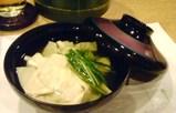 横浜 上大岡 福ろく寿 湯波 とうふ 椀物