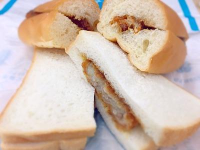 チョウシ屋 サンドイッチ