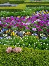 横浜 山手イタリア山庭園 年賀状