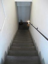 うち山 階段