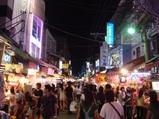 台湾旅行 士林の夜市2
