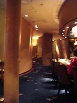横浜ロイヤルパークホテル 鉄板焼 よこはま 店内