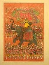 ベトナム美術博物館 絵画1