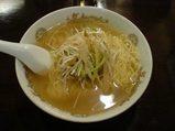 羽衣・ザーサイの塩味麺