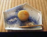 金沢 兼六園 時雨亭 お茶菓子