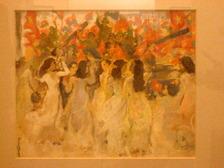 ベトナム美術博物館 絵画2