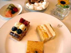 cuisine francaise JJ デザート