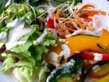 ららぽーと豊洲 サラダ