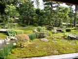 金沢 兼六園 時雨亭 庭園