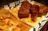 横浜ロイヤルパークホテル 鉄板焼 よこはま 上和牛サーロイン