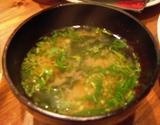 中目黒 いふう お味噌汁