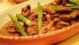 Bonna Castra ボンナ カストラ 牛フィレ肉と茸の煮込み
