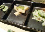 銀座 水炊き あまくさ 前菜
