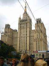 モスクワ文化人アパート