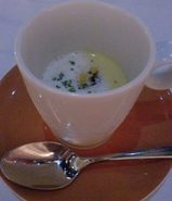 DAZZLE(ダズル)のコーンスープ