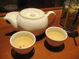 ヌードルハウスお茶
