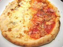 ディオ パードレ ピザ