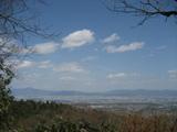 金蔵寺遠景