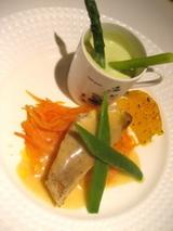 Agnes Cafe魚料理