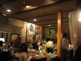 カフェ ユイット 店内
