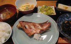 山ざき 焼魚定食