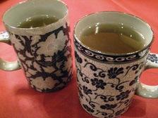 江南春 ウーロン茶