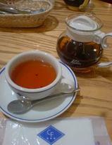 銀座 CAFE FREDY(カフェ・フレディ) ダージリン