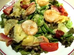 ル・グランブル サラダ