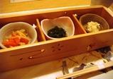 東銀座 千の庭 前菜