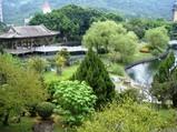 台湾旅行 故宮博物院の庭園 至善園