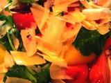 山岸食堂サラダ