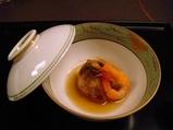 コートヤード・マリオット 銀座東武ホテル むらき 煮物