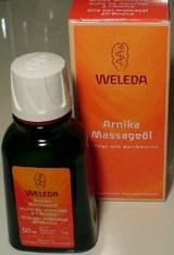 ヴェレダのアロマオイル