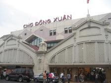 ドンスアン市場1