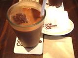 チョコレートカフェ アイスショコラ