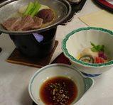 那須旅館 十石荘 美味しい夕食3