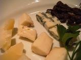 銀座 三笠会館 ラ ヴィオラ LA VIOLA チーズ&ドライフルーツ