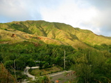 グアムの山