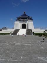 台湾旅行 台湾民主記念館