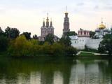 ノヴォデヴィッチ修道院