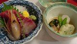 那須旅館 十石荘 美味しい夕食2