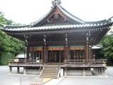 三嶋大社 神楽殿