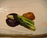 銀座 十勝屋 ランチ 野菜