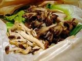 心米 蒸し野菜